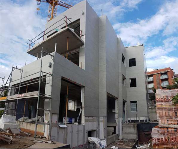 revestimiento de fachadas ventiladas ceramica