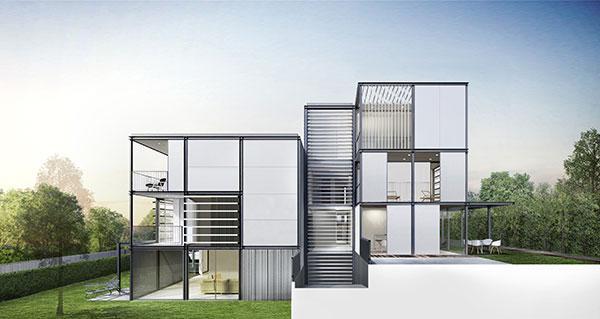 fachadas ventiladas exteriores