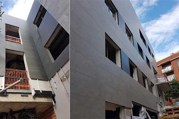 revestimiento de fachadas ventiladas