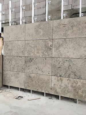 fachadas ventiladas nueva sede banco galicia