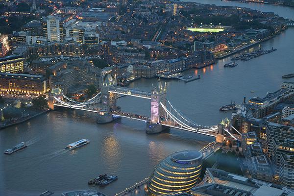 ciudades más sostenibles londres