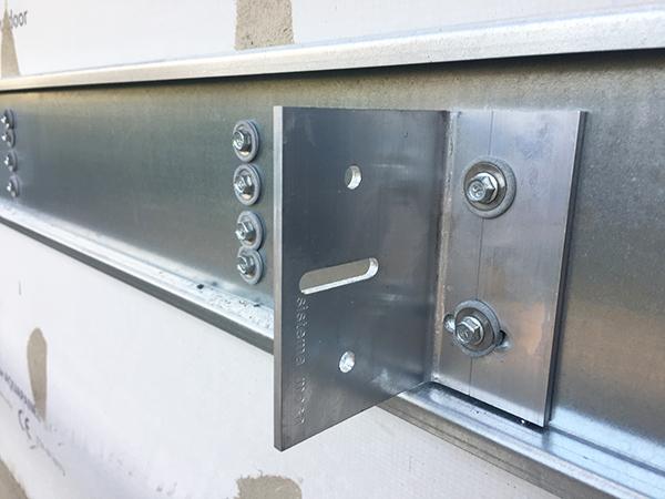sistema SOS para fachadas ventiladas