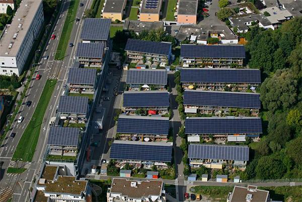 edificios eficientes y ecobarrios