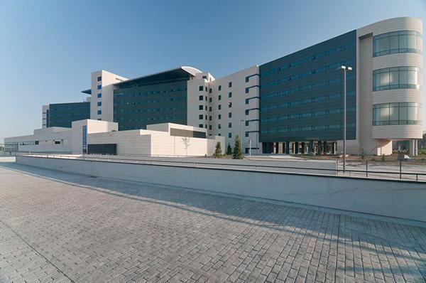 eficiencia energética en hospitales campus de la salud