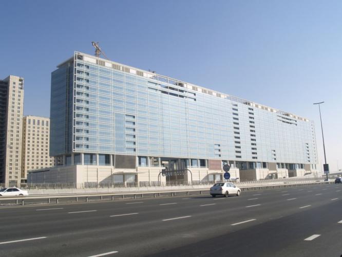 fachadas ventiladas emiratos árabes