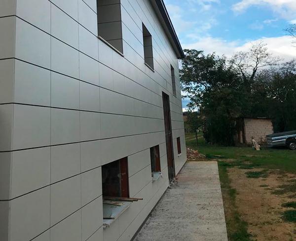 rehabilitación de vivienda unifamiliar Cornellà del Terri