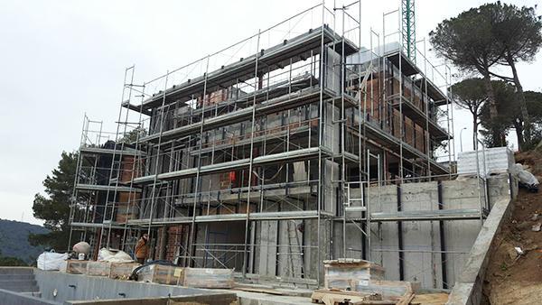 rehabilitacion fachadas contra incendios