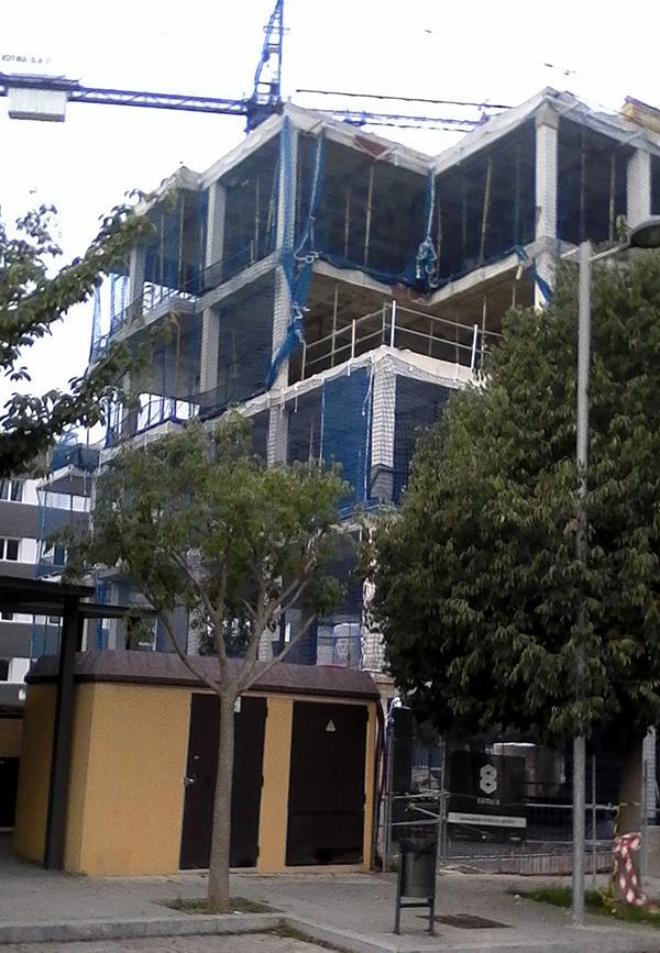fachadas ventiladas viviendas barcelona