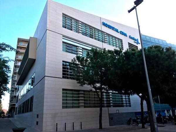 eficiencia energética en hospitales Cima Sanitas