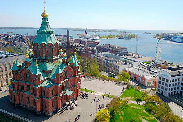 ciudades más sostenibles helsinki