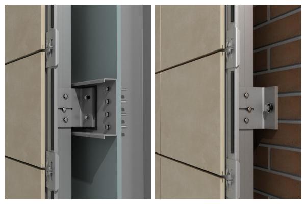 sistema de anclaje pf alt sos para viviendas con fachadas ventiladas