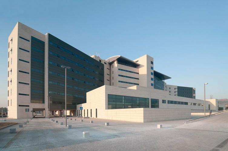 eficiencia energética en hospitales