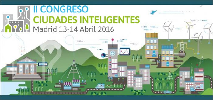 Congreso Ciudades Inteligentes, Madrid 2016