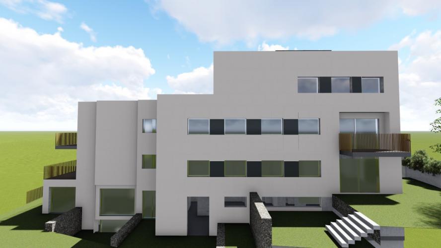 viviendas con fachadas ventiladas