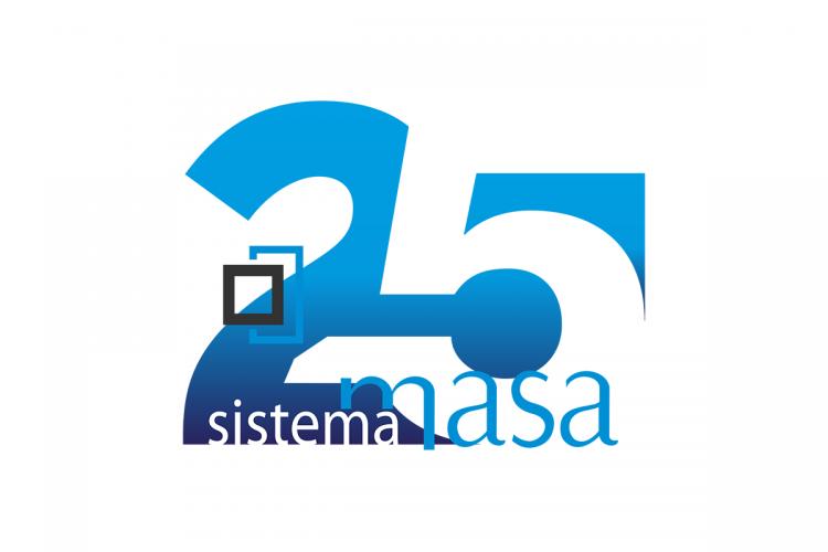 25 aniversario de Sistema Masa