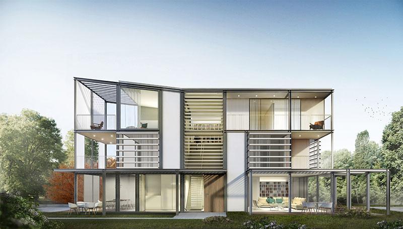 fachadas exteriores ventiladas
