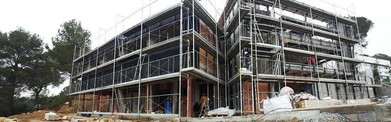 instalación de fachadas ventiladas