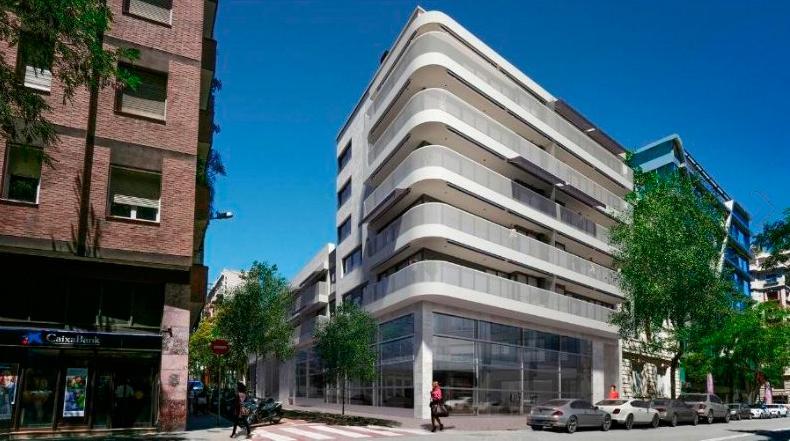 revestimiento para fachadas ventiladas Barcelona