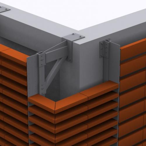 Sistemas a medida para fachadas ventiladas - Sistema Masa