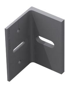 Subestructura para fachadas ventiladas - Sistema Masa