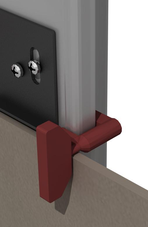 anclaje para fachadas ventiladas sistema masa PF-ALT/SO-S DETALLE llave