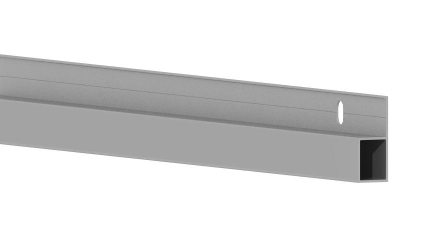 perfil para fachadas ventiladas sistema masa GR-INT-RE