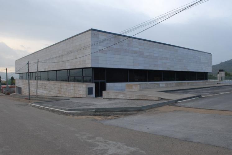 Sports Pavilion Ulldecona