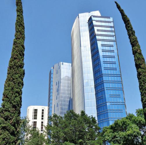Legado Monterrey EQUUS 333 con fachadas ventiladas - Sistema Masa