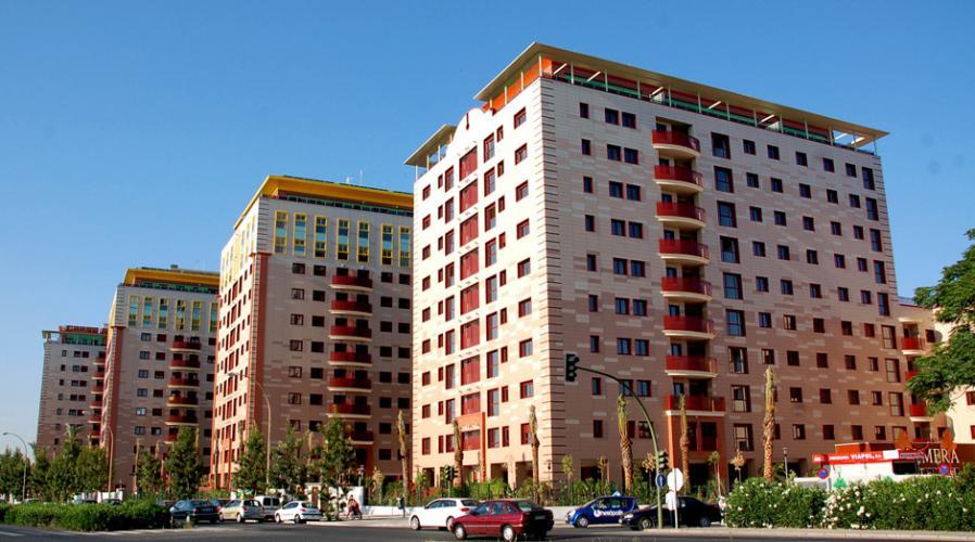 La Palmera Building