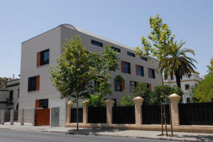 Bürogebäude El Palmar