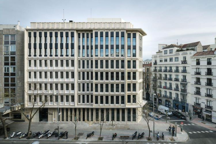 Banco Caminos (Madrid)