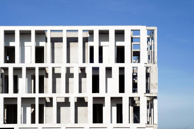 Hotel Baccarat con fachadas ventiladas - Sistema Masa