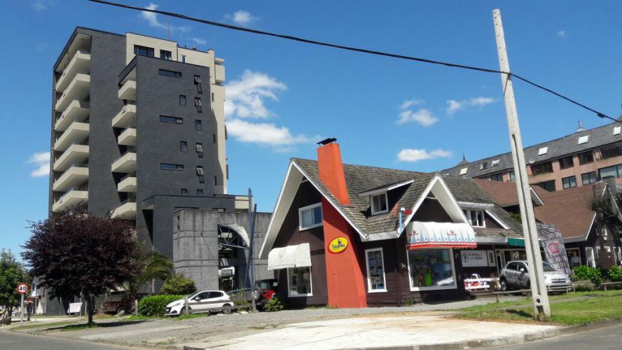 Centro de Referencia Diagnóstica de Salud Primaria de Osorno con sistema de fachada ventilada · Sistema Masa