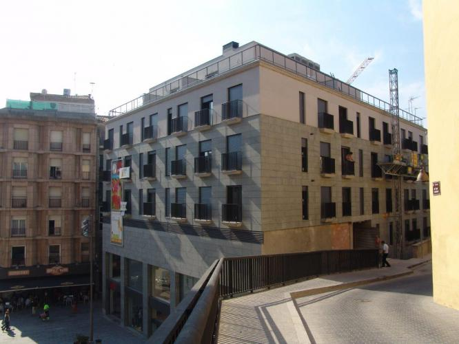 Lleida Multifamily Building