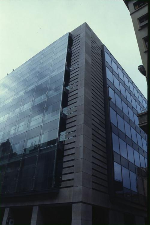 Edificio oficinas Via Augusta
