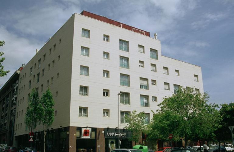 Edificio viviendas plurifamiliar