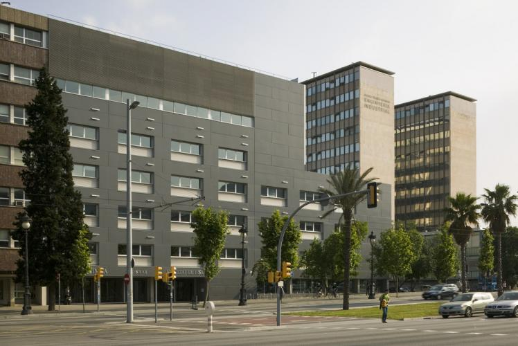 Faculty of Physics and Chemistry Barcelona