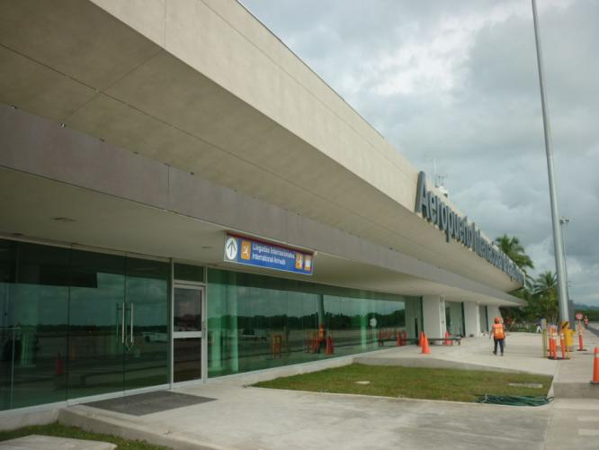 Aeropuerto Ixtapa-Zihuatanejo con sistema de fachada ventilada · Sistema Masa