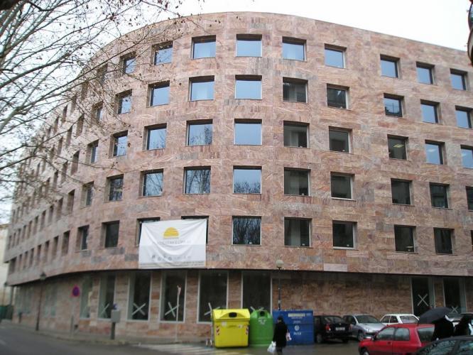 Edificio Dirección Provincial TGSS Palma