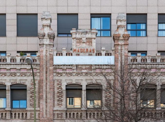 Bürogebäude Ronda de Valencia