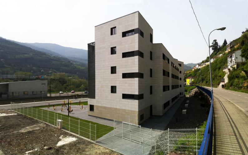 Building for Senior Dependents (Sotiello)