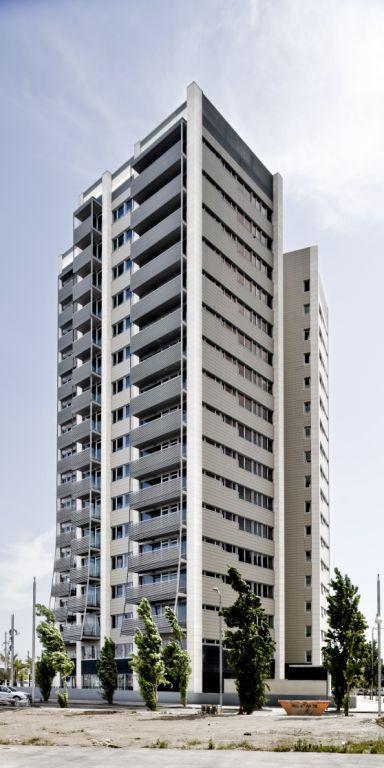 fachadas para edificios