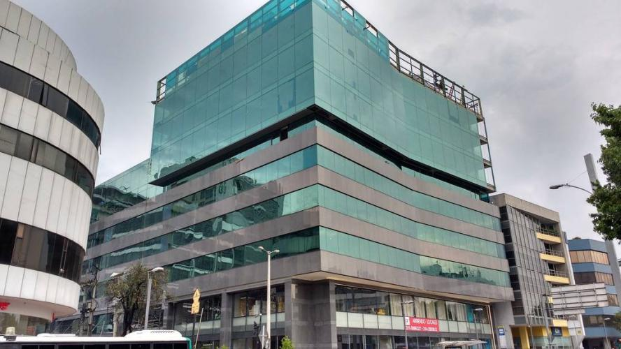 Torre EAR con fachadas ventiladas - Sistema Masa