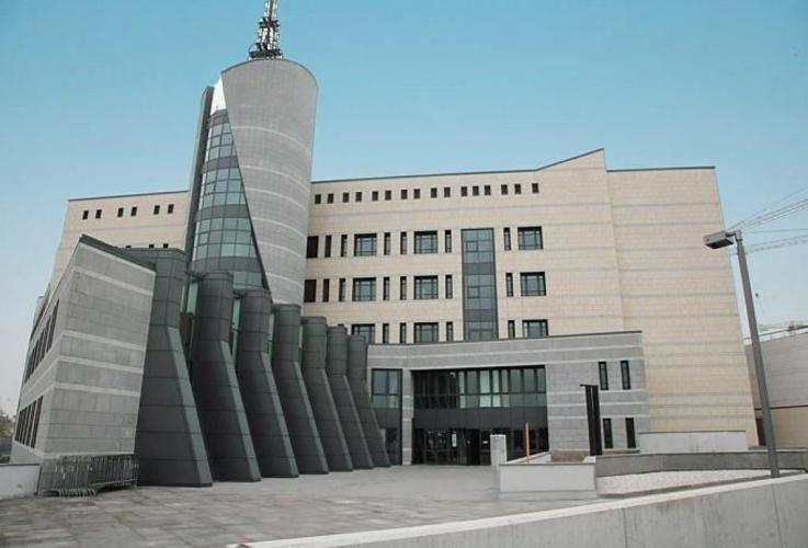 Nuovo Palazzo di Giustizia en Vicenza con fachadas ventiladas - Sistema Masa