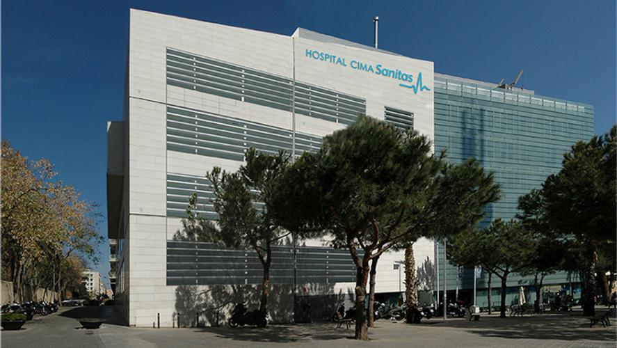 Hospital CIMA (Lamas)