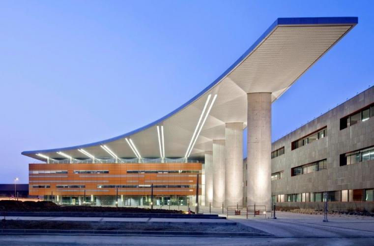 Hospital Clermont-Ferrand - Sistema Masa