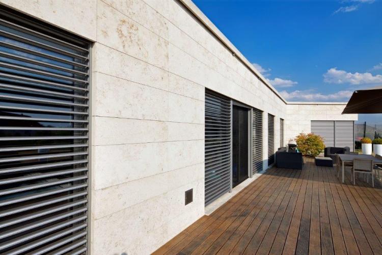 Revestimiento fachada Ing. Arch. Tomas Dohnal