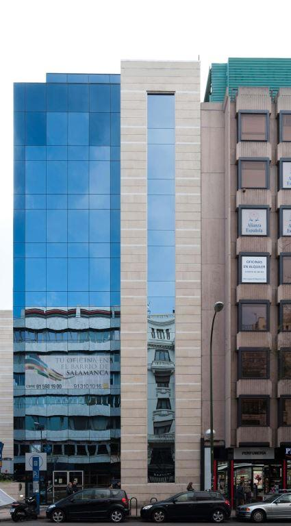 Edificio oficinas Goya