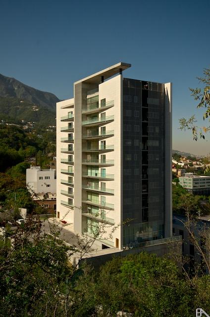 Sistema Masa • Torre Sierra Azul • Revestimiento de fachadas ventiladas