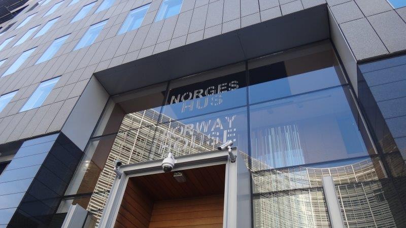 Embajada de Noruega en Bruselas